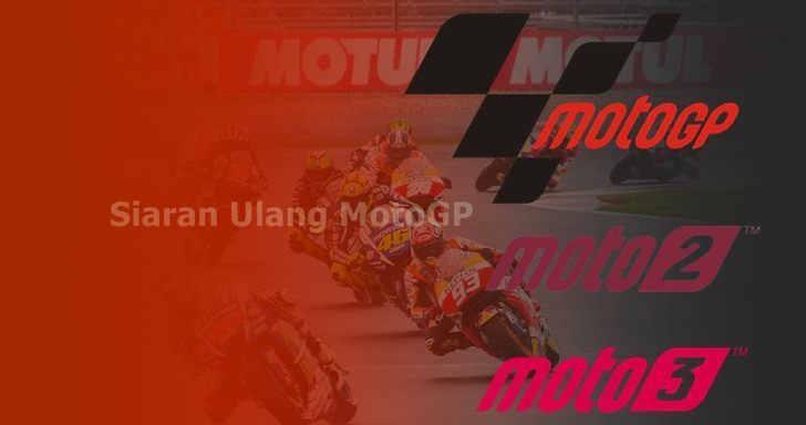Siaran Ulang MotoGP Inggris 2021