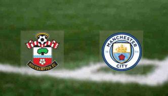 Hasil Manchester City vs Southampton