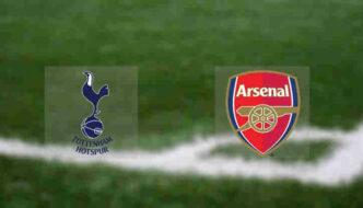 Hasil Arsenal vs Tottenham