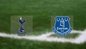 Hasil Tottenham vs Everton