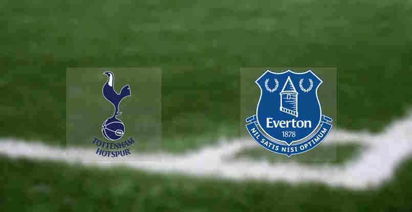 Hasil Tottenham vs Everton