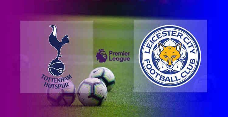 Hasil Tottenham vs Leicester City