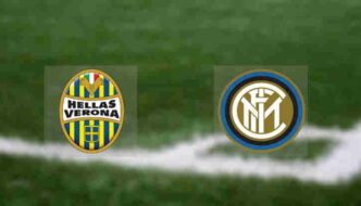 Hasil Inter Milan vs Verona