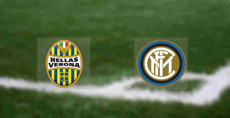 Hasil Inter Milan vs Verona
