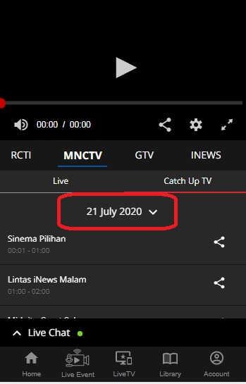 Siaran Ulang MNC TV