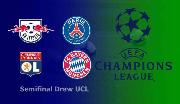 4 Tim Yang Lolos Semifinal Liga Champions