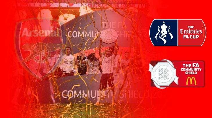 Arsenal Juara FA Community Shield 2020