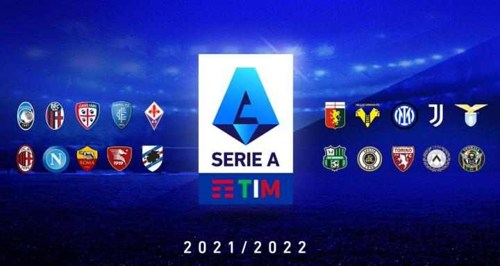 Daftar Tim Liga Italia 2021-2022