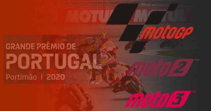 GP Portugal 2020 MotoGP