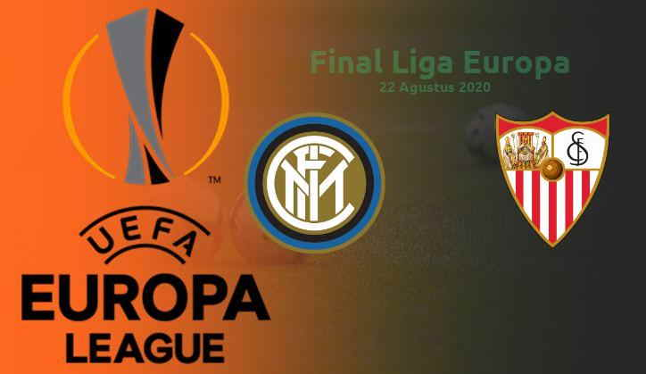 Hasil Inter Milan vs Sevilla