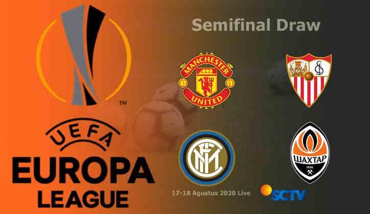 Lawan Manchester united di semifinal