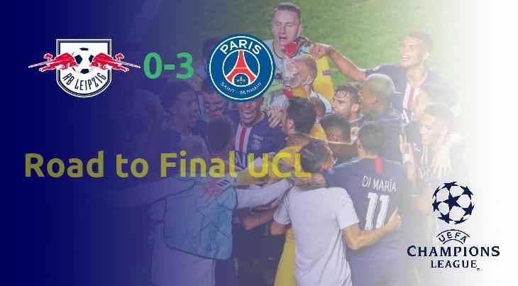 PSG Ke Final Liga Champions