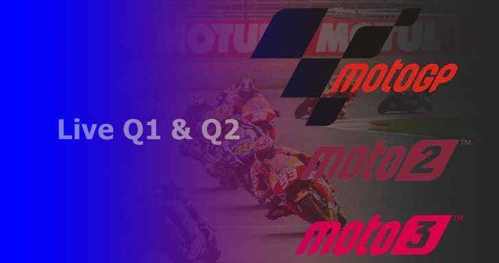 Live Streaming Kualifikasi motoGP Belanda 2021 malam ini