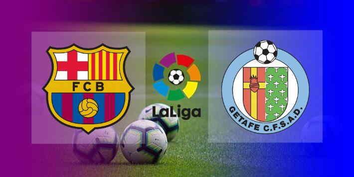 Prediksi Line Up Barcelona vs Getafe