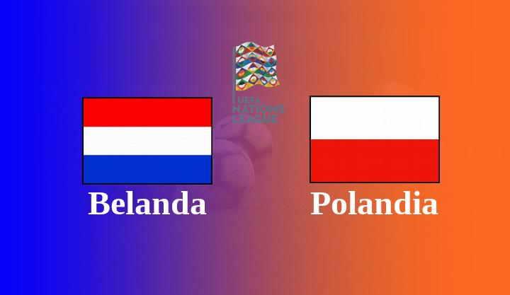 Hasil Belanda vs Polandia UEFA Nations League 2020/21