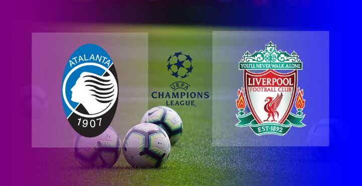 Hasil Atalanta vs Liverpool