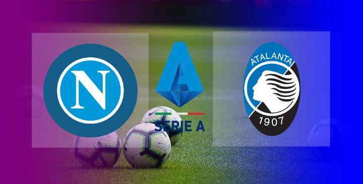 Hasil Napoli vs Atalanta
