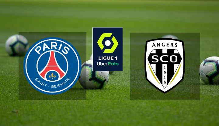 Live Streaming PSG vs Angers