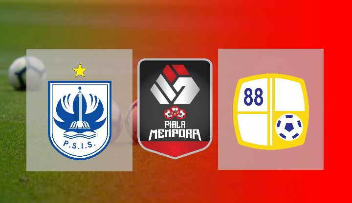 Hasil PSIS Semarang vs Barito Putera Indosiar Hari Ini