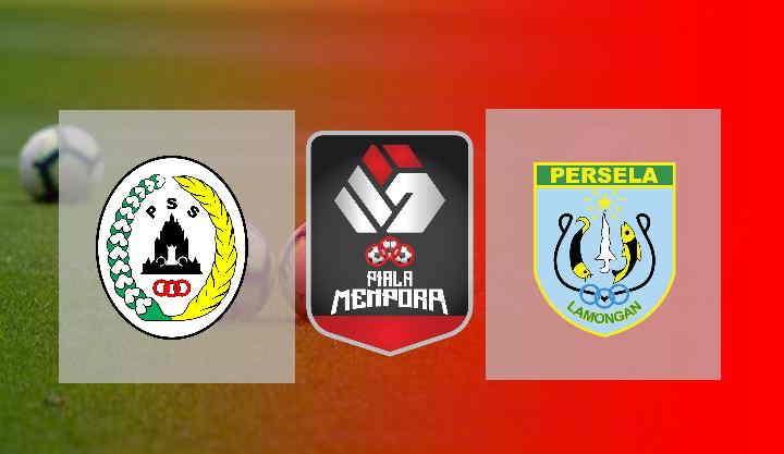 Hasil PSS Sleman vs Persela Lamongan