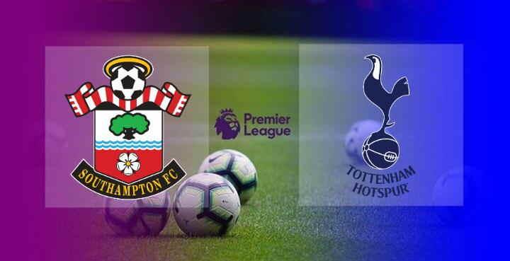 Hasil Southampton vs Tottenham