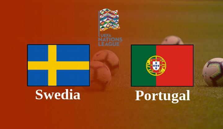 Hasil Swedia vs Portugal