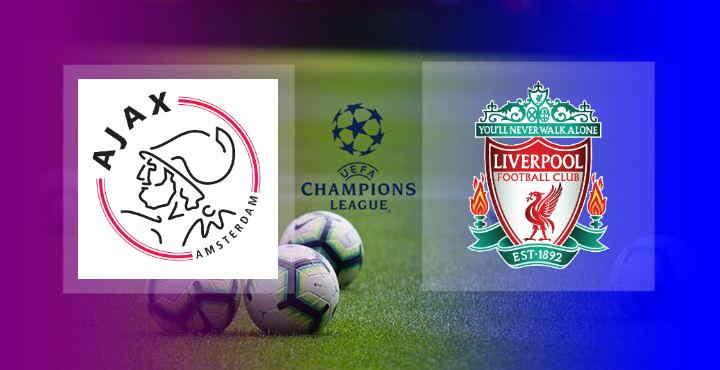 Hasil Ajax vs Liverpool