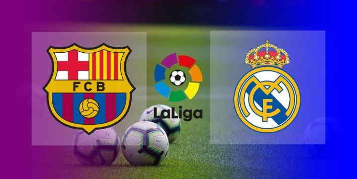 Hasil El Clasico Barcelona vs Real Madrid