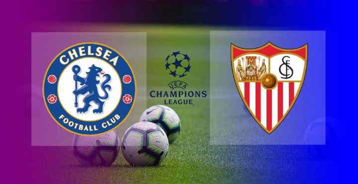 Hasil Chelsea vs Sevilla