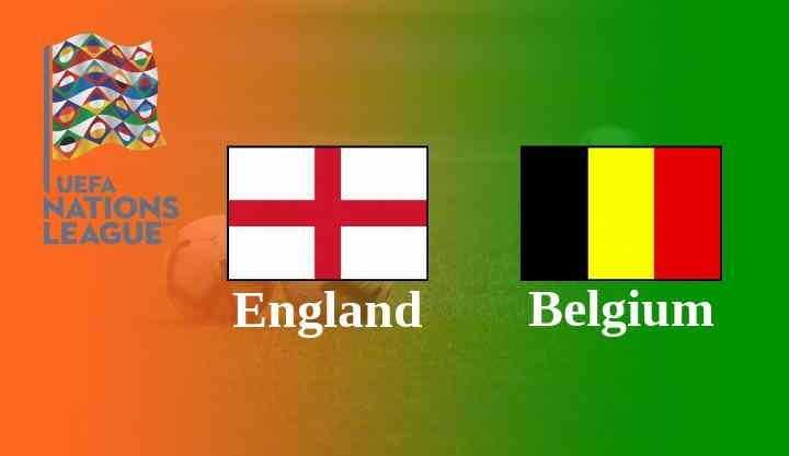 Live Streaming belgia vs Inggris