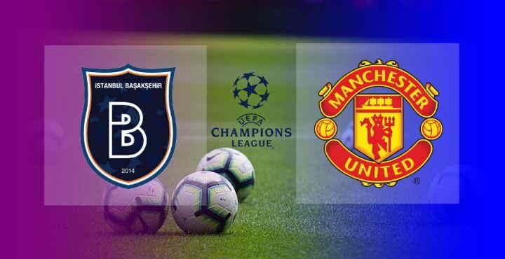 Hasil Istanbul Basaksehir vs Manchester United