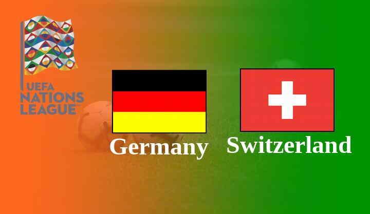 Hasil Jerman vs Swiss