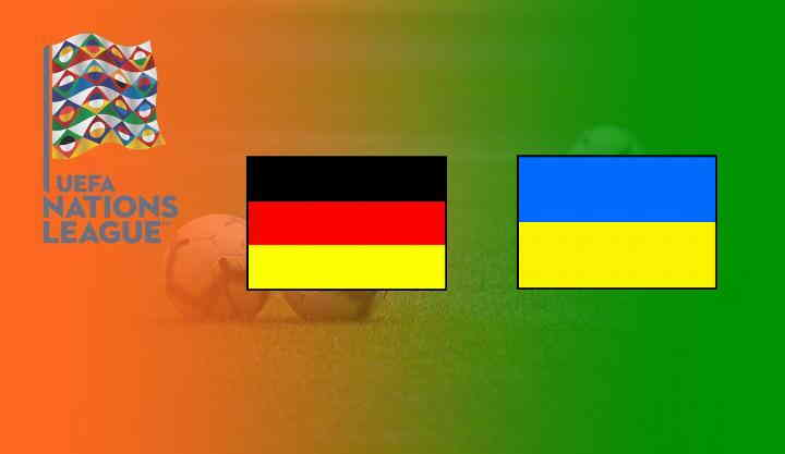 Hasil Jerman vs Ukraina