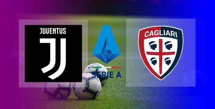 Hasil Juventus vs Cagliari