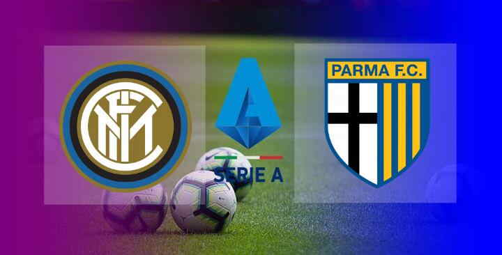 Hasil Inter Milan vs Parma