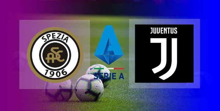 Hasil Spezia vs Juventus