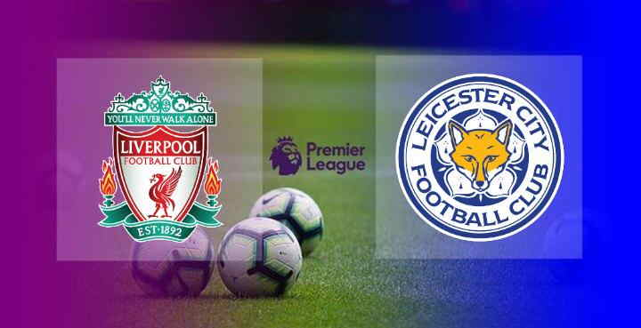 Hasil Liverpool vs Leicester City