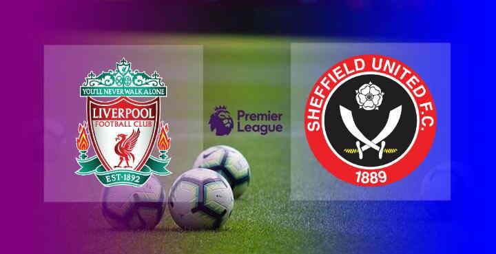 Live Streaming Liverpool vs Sheffield Unted di Liga Inggris Malam ini