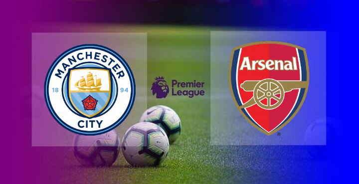 Hasil Liga Inggris Hari Ini Manchester City Bantai Arsenal 5-0