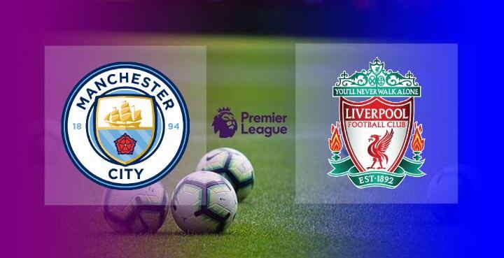 Hasil Manchester City vs Liverpool