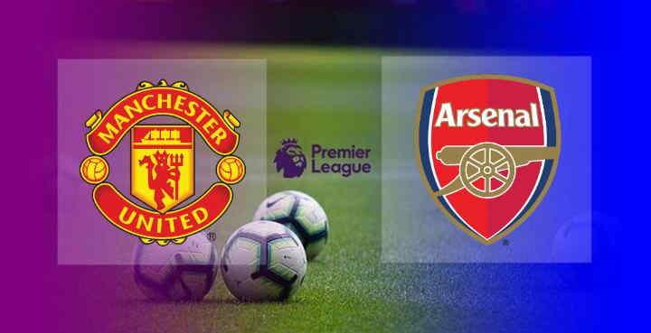 Hasil MU vs Arsenal