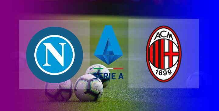 Hasil Napoli vs AC Milan