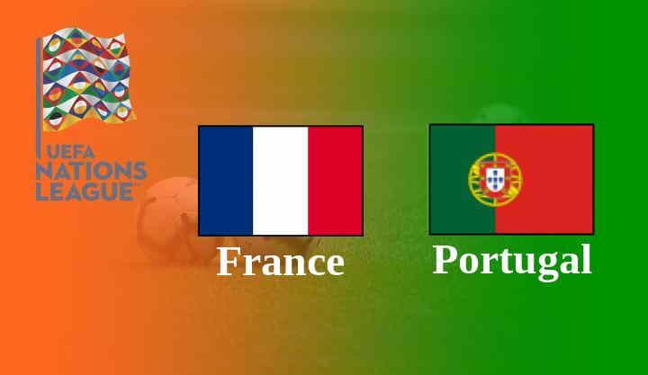 Hasil Portugal vs Perancis