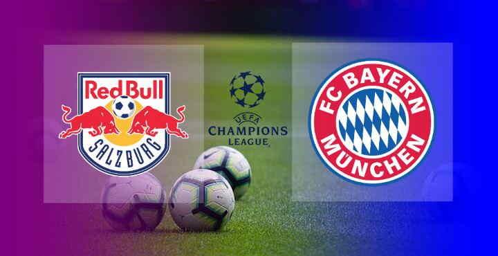 Hasil Salzburg vs Bayern Munchen