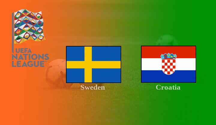 Hasil Swedia vs Kroasia