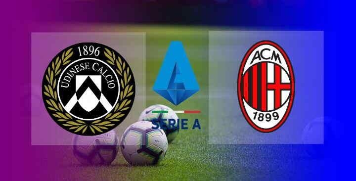Hasil Udinese vs AC Milan