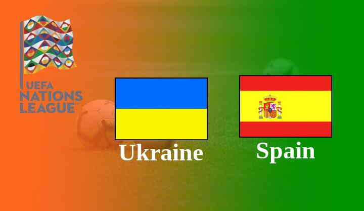 Hasil Ukraina vs Spanyol