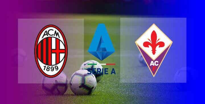 Hasil AC Milan vs Fiorentina