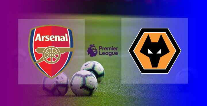 Hasil Arsenal vs Wolves