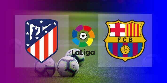 Live Streaming Atletico Madrid vs Barcelona